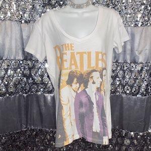 The Beatles Women's T-Shirt Size XL